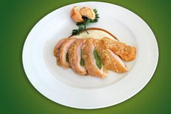 Ricetta Amaretti Petto Pollo Pesto