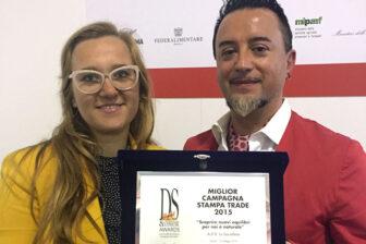 Dolci Consumi Cibus 2016 premio
