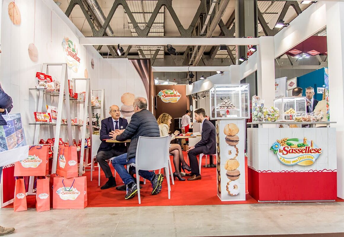 ISM 2018 stand sassellese