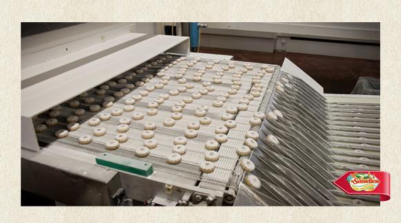 Sassellese in fabbrica canestrello step 3