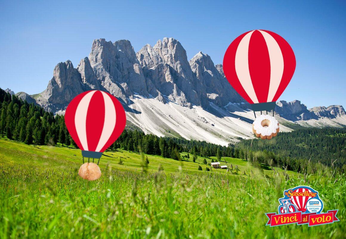 sassellese vinci al volo concorso alto adige mongolfiera