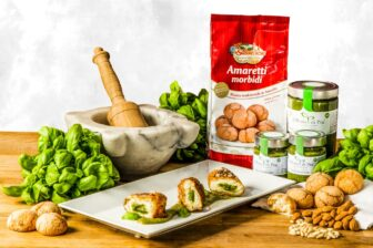 sassellese amaretti pesto pra comarketing cobranding