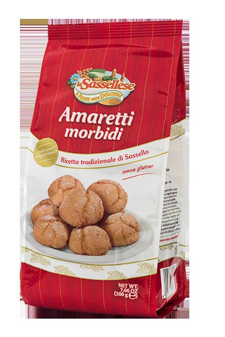 Amaretti Morbidi La Sassellese