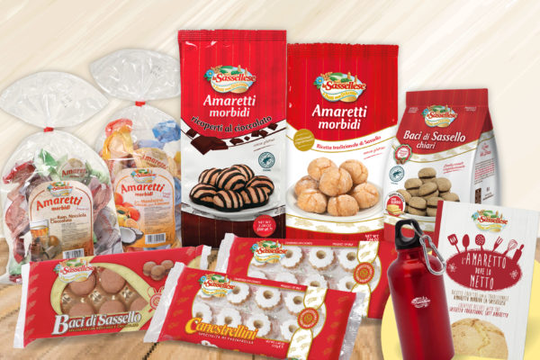 sassellese pacco regalo dolci abc dolcezza