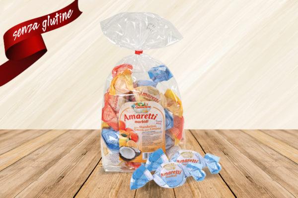 sassellese amaretti frutti misti senza glutine
