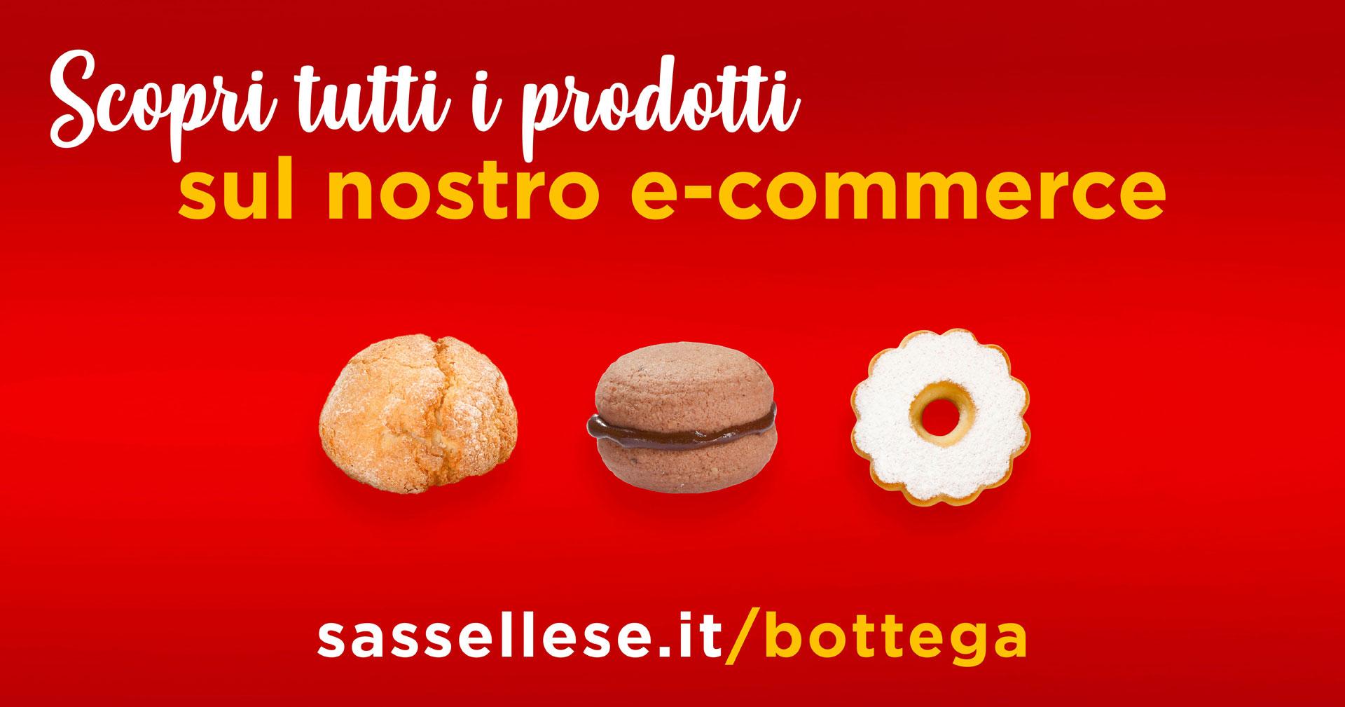 pasticceria ecommerce bottega biscotti